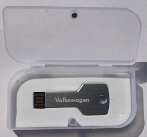 8 gig key usb in pp gift box