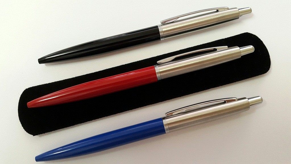 Jotta executive pens red black blue