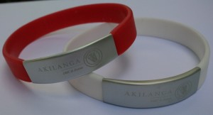 wrist bands engraved